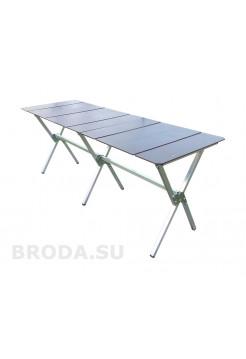 Кемпинговый складной стол Брода 1,8 х 0,6