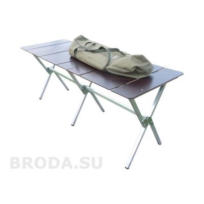 Походный складной стол Брода 1,45 х 0,6
